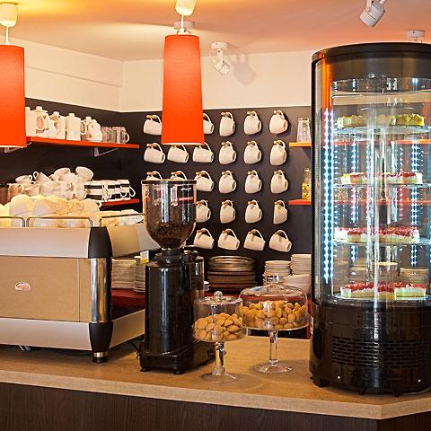 """Le Bistro """"Café au Lait"""" in Hann. Münden"""